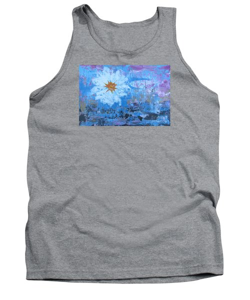 Flowers 19 Tank Top by Jacqueline Athmann