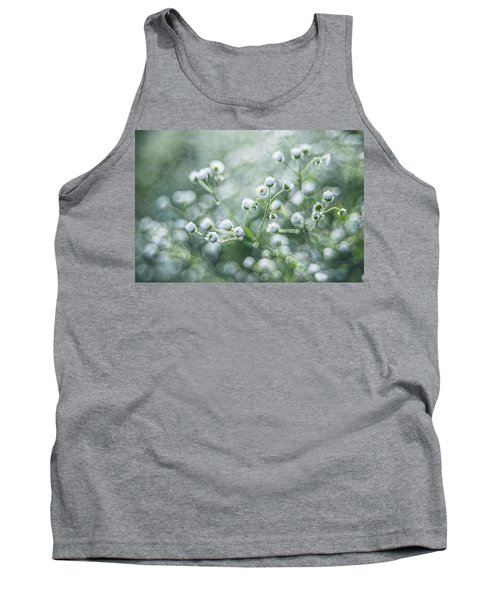 Tank Top featuring the photograph Flowers by Jaroslaw Grudzinski