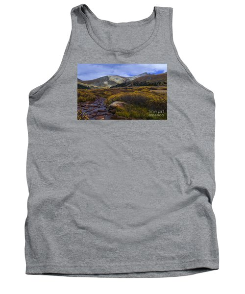 Flowing From Bierstadt Tank Top