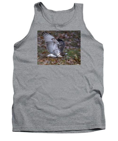 Tank Top featuring the photograph Fly By by Stephen Flint