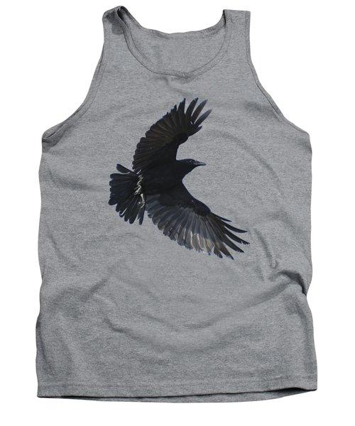 Flying Crow Tank Top