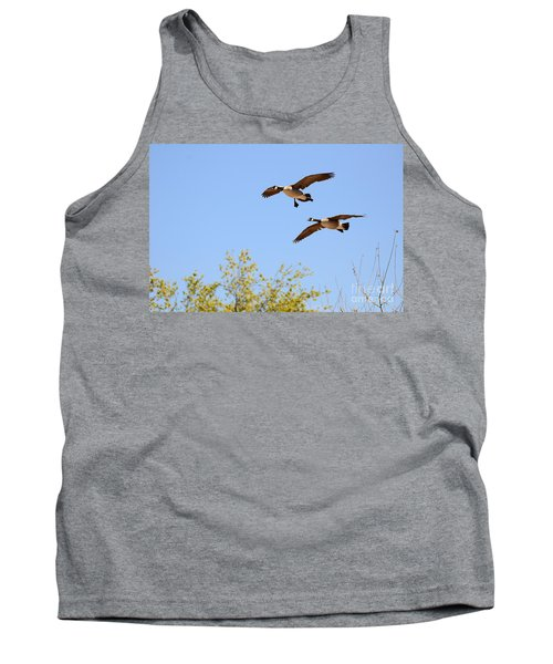 Flying Twins Tank Top