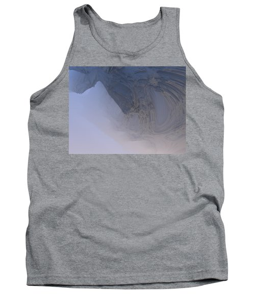 Fog In The Cave Tank Top