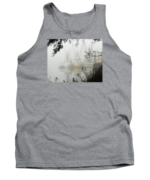 Fogged In Tank Top by Deborah Smith
