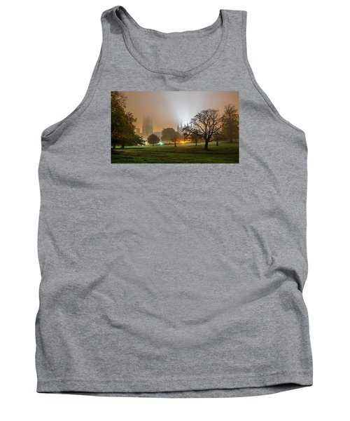 Foggy Cathedral Tank Top