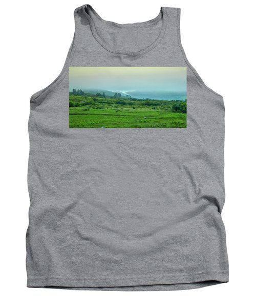Foggy Day #g0 Tank Top