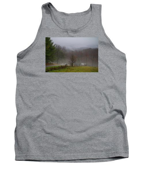 Foggy Day Tank Top