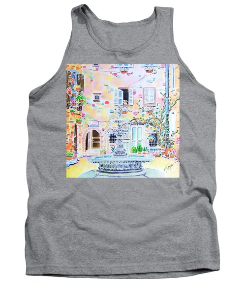 Fontaine Tank Top