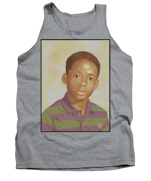 For My Brother Tank Top