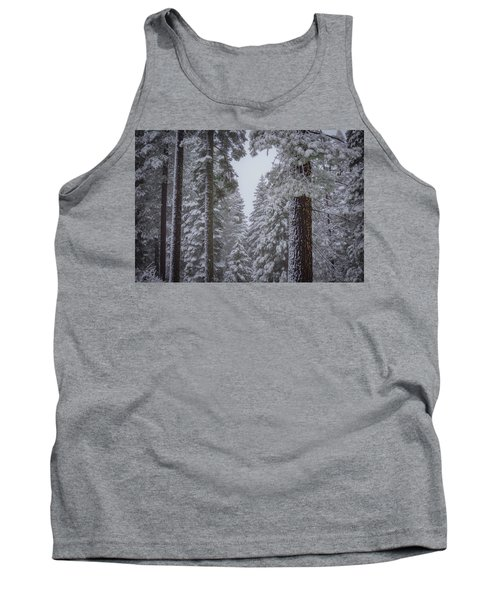 For The Love Of Snow Tank Top