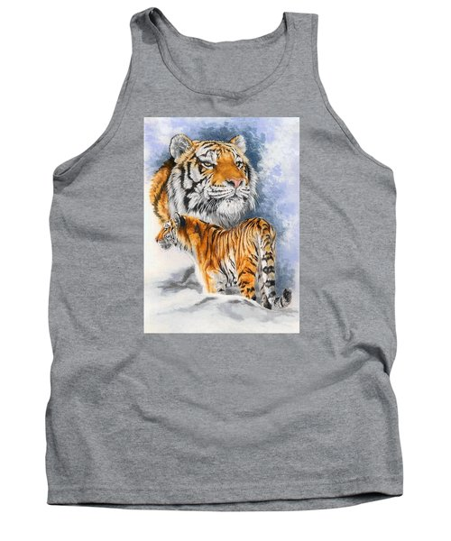 Forceful Tank Top by Barbara Keith