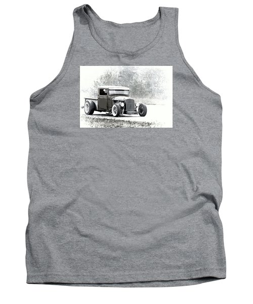 Ford Hot Rod Tank Top