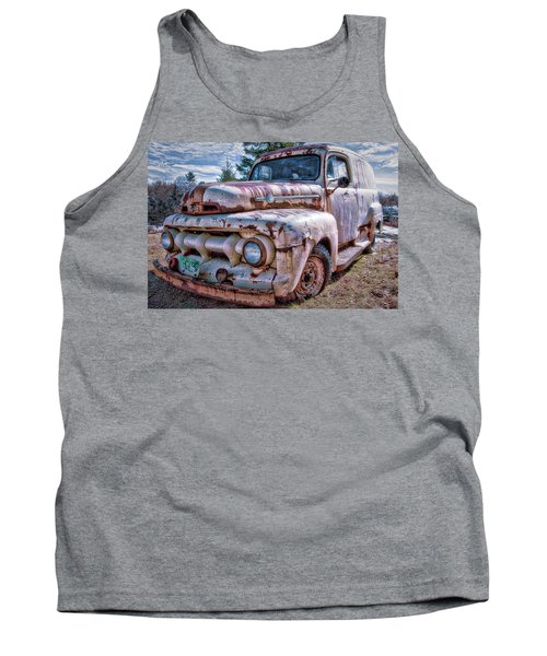 Ford Panel Truck Tank Top