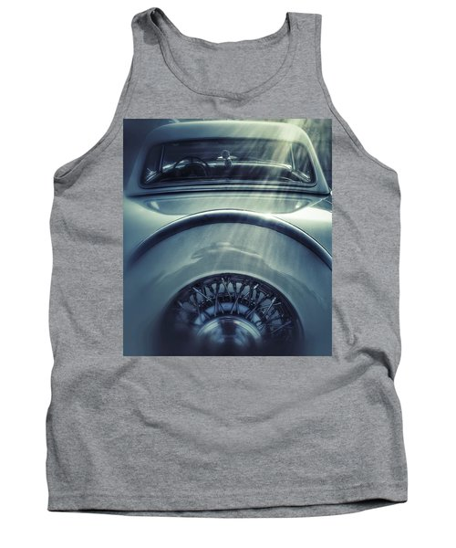 Ford Thunderbird Back Window 3 Tank Top