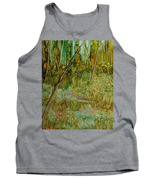 Forest Deep Tank Top