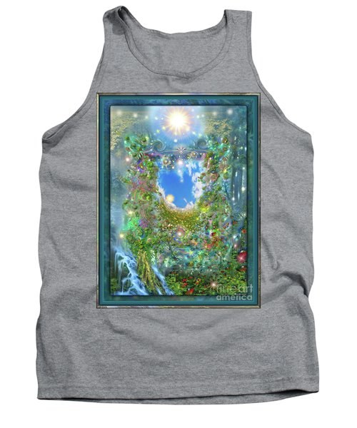 Forest Force Tank Top
