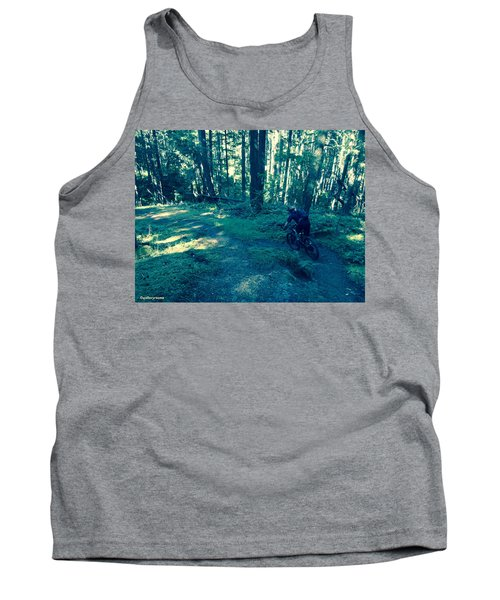 Forest Ride Tank Top