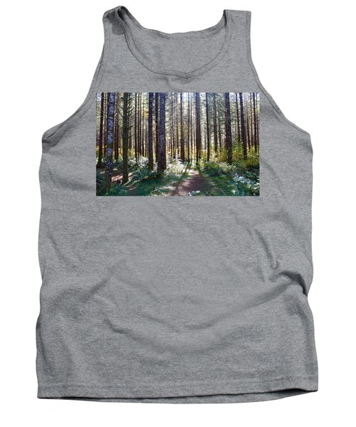 Forest Stroll Tank Top