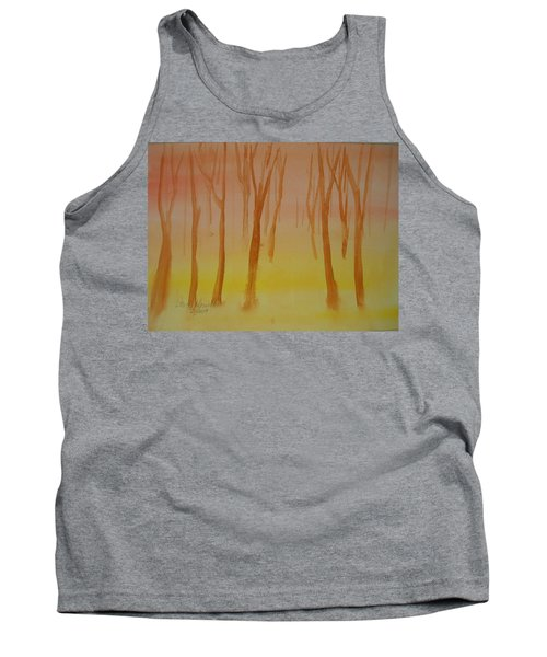 Forest Study Tank Top
