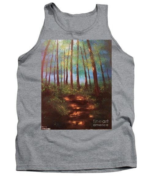 Forests Glow Tank Top