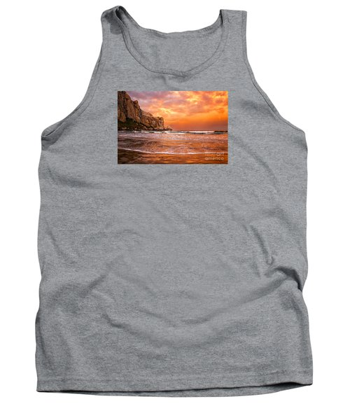 Forever Tank Top by Alice Cahill