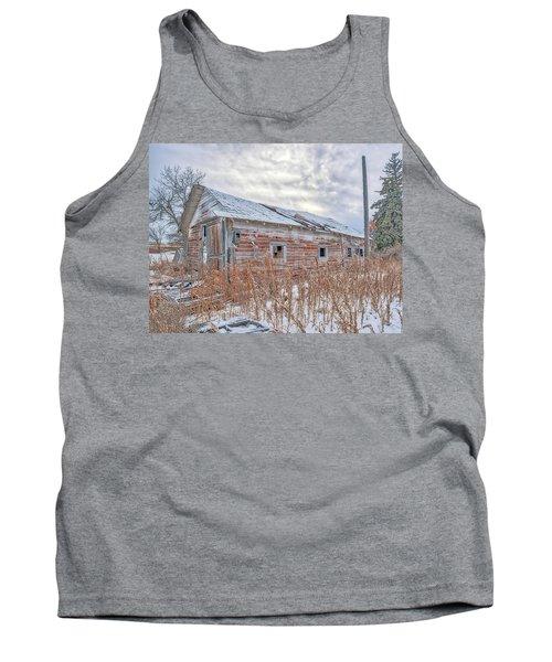 Forgotten Barn Tank Top