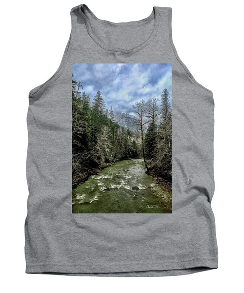 Forgotten Mountain Tank Top