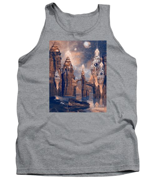 Forgotten Place Tank Top