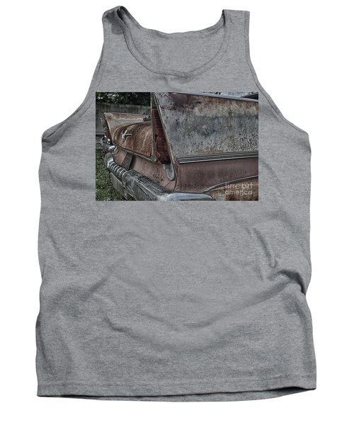 Forgotten Wings Tank Top