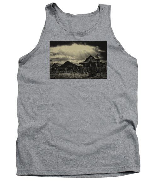 Forgotten Years Tank Top