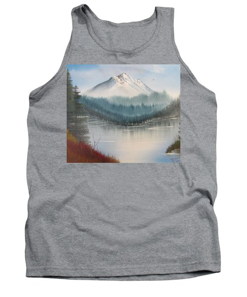 Fork In The River Tank Top by Thomas Janos