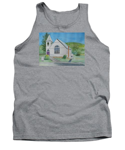 Former Rush Church Tank Top by Christine Lathrop