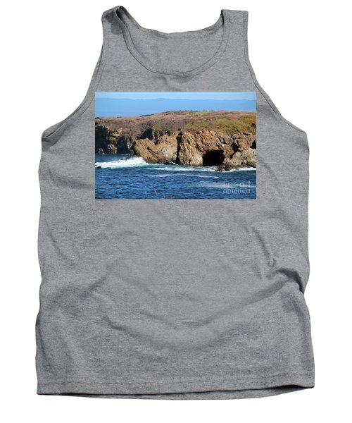 Fort Bragg Mendocino County Tank Top