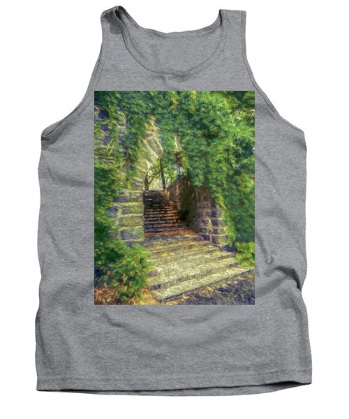 Fort Tryon Park Archway Tank Top