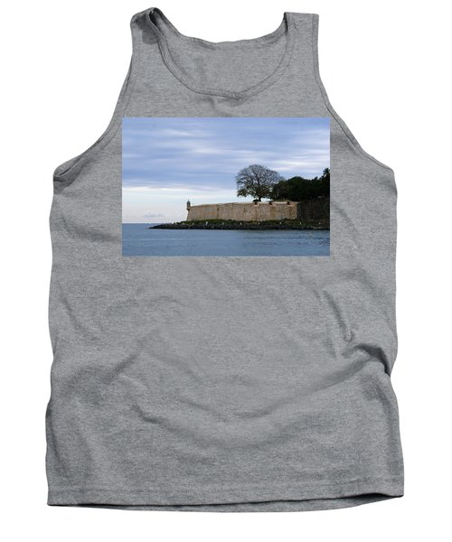 Fortress Wall Tank Top by Lois Lepisto