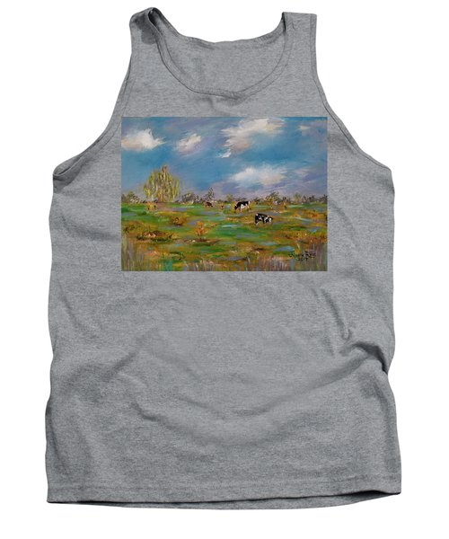 Forty Acres Tank Top