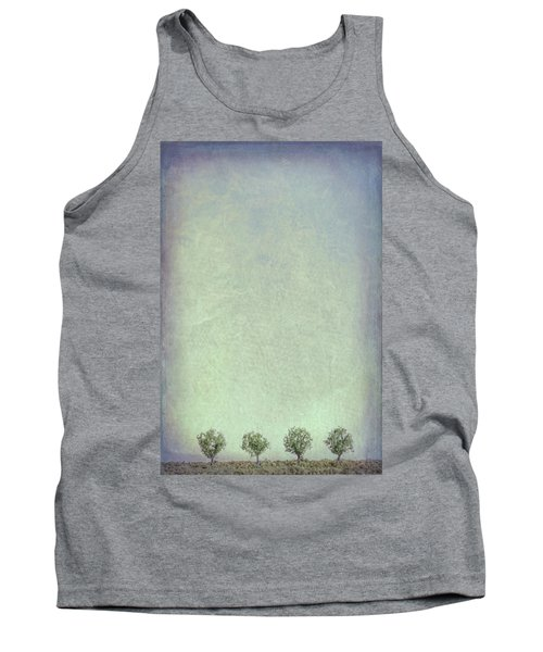 The Foursome Tank Top