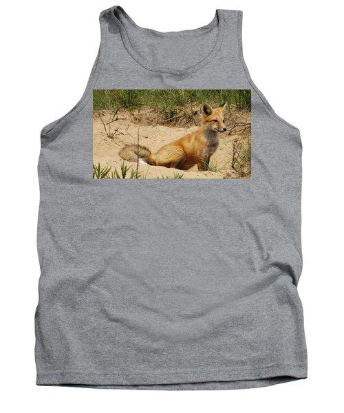 Fox In The Woods 2 Tank Top