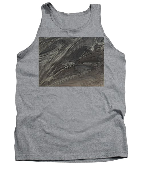 Fractal Structure 004 Tank Top