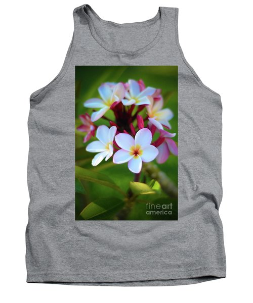 Tank Top featuring the photograph Fragrant Sunset by Kelly Wade