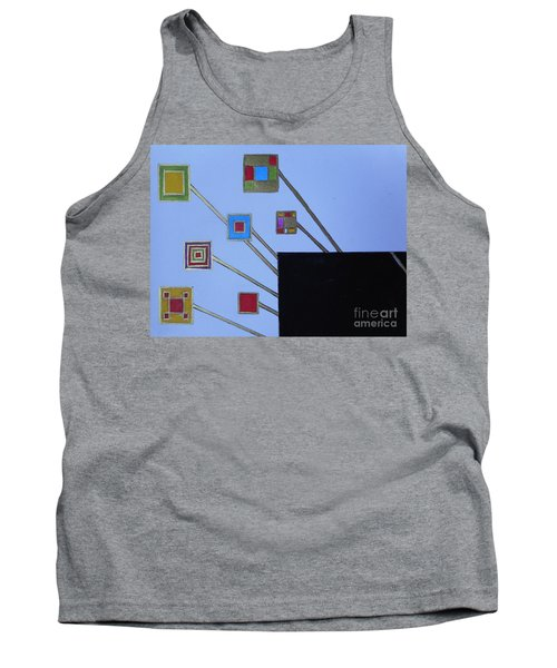 Framed World Tank Top