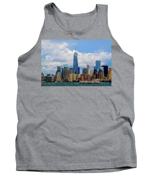Freedom Tower Nyc Tank Top