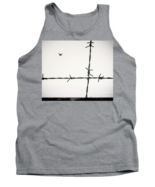 Freedom To Be Yourself... Tank Top