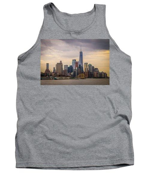 Freedom Tower - Lower Manhattan 2 Tank Top