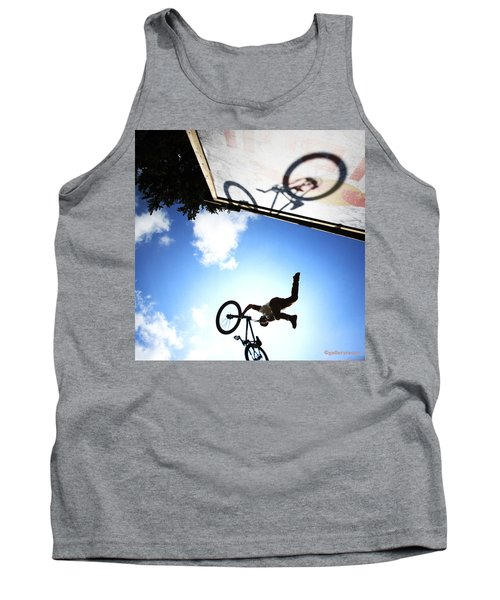 Freestyle Shadows Tank Top