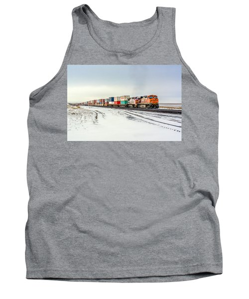 Freight Train Tank Top