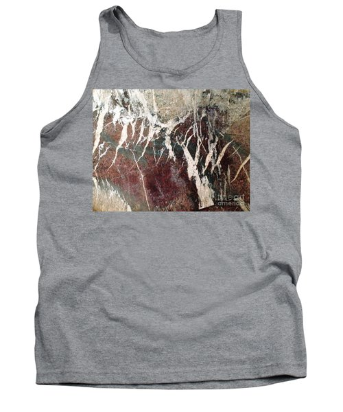 French Marble Tank Top by Therese Alcorn