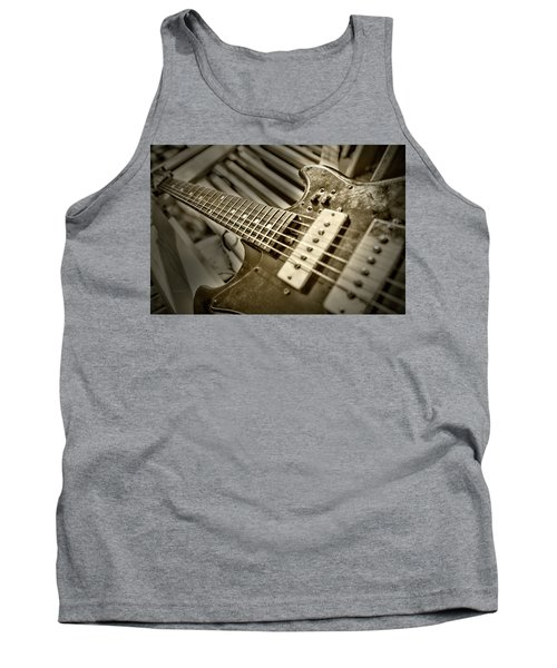 Frettin Tank Top