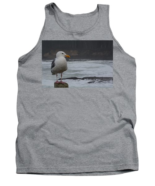 Friendly Seagull Tank Top