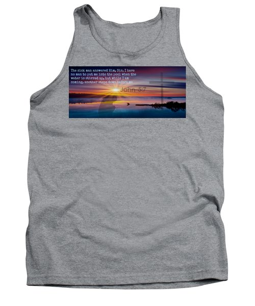 Friendship207 Tank Top by David Norman